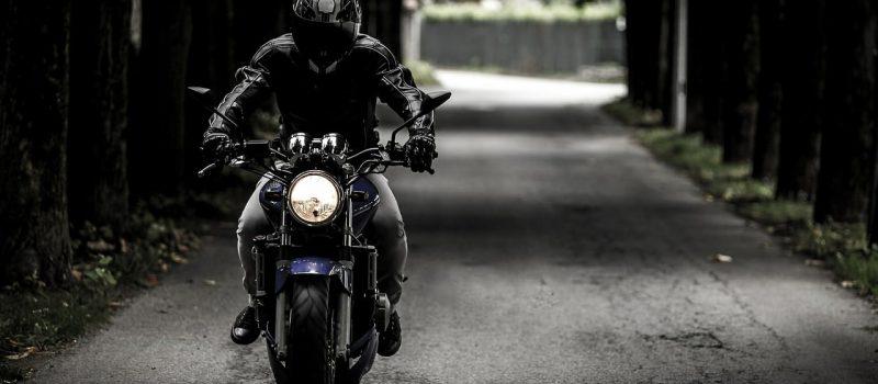biker, motorcycle, ride